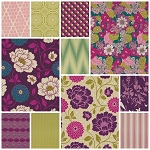 Bungalow 11 Fat Quarter Set by Joel Dewberry for Free Spirit