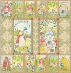 Little Red Fairy Tale Quilt Kit by Cori Dantini for Blend