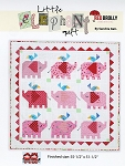 Little Elephant Quilt Pattern by Little Red Brolly