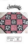 Little Flowers Mini Quilt Pattern by Sweetwater