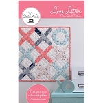 Love Letter Mini Quilt Pattern by She Quilts A Lot