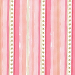 Magic MD7195 Pink Stars & Stripes by Sarah Jane for Michael Miller