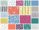 Mormor 20 Fat Quarter Set by Lotta Jansdotter for Windham