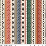 High Adventure C5552 Multi Tribal by Design by Dani for Riley Blake