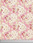 Lola PWTW109 Pink Paisley by Tanya Whelan for Free Spirit