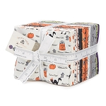 Spooky Delights 30 Fat Quarter Bundle by Bunny Hill for Moda