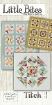 Titch Little Bites Quilt Pattern by Miss Rosie