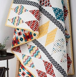 Totem Organic Quilt Kit by Cloud 9