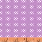 Two by Two 33579-4 Purple Dot by Windham Fabrics EOB