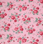 Veranda PWVM075 Blush Fresh Blooms by Verna Mosquera for Free Spirit