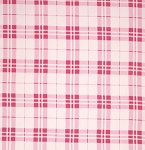 Veranda PWVM077 Strawberry Summer Plaid by Free Spirit EOB