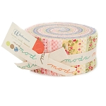 Windermere Jelly Roll by Brenda Riddle for Moda