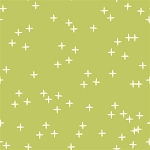 Mod Basics 3 Organic MB3-01 Grass Wink by Birch Fabrics