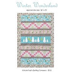 Winter Wonderland Quilt Pattern by Uncle Paul's Quilting Co