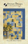 Yellow Brick Road Quilt Pattern by Atkinson Designs