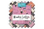 Zombie Love Charm Pack by Emily Taylor for Riley Blake