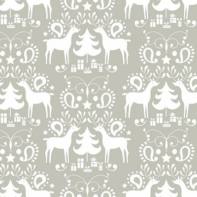 Treelicious 101.112.05.1 Grey Rudolph by Blend