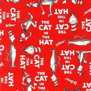 The Cat in the Hat by Dr. Seuss 10796-3 Red Cat by Robert Kaufman