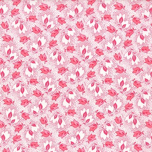 Color Me Happy 10821-12 Pink Bouquet by V & Co for Moda
