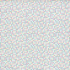 Color Me Happy 10827-11 Multi Dots by V & Co for Moda