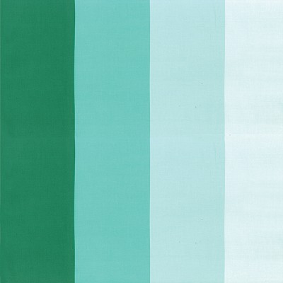 Color Me Happy 10829-13 Teal Color Block Ombre by V & Co for Moda