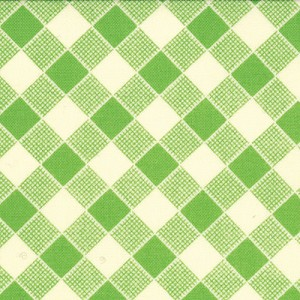 Gypsy Girl 11468-15 Key Lime Check for Moda