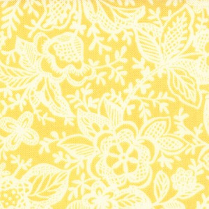 Coquette 16064-18 Buttercup Lace by Chez Moi for Moda