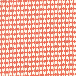 Moonlit 1906-002 Coral Arrows by Cotton + Steel