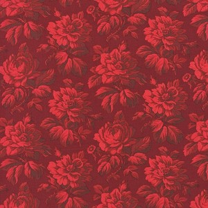 Incarnadine 1997-002 Red Tonal by Robyn Pandolph for RJR