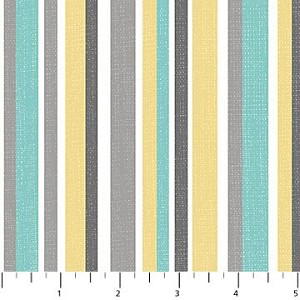 Feathered Friends 20031-91 Multi Stripe by Northcott
