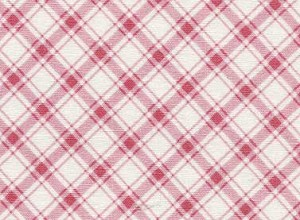 Sarah's Collection 22103 Pink Windowpane Check by Red Rooster EOB