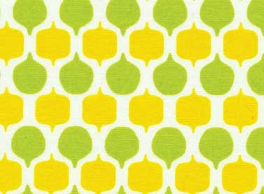 Summerhome 24051 Yellow Green Pods by Kathy McGee for Red Rooster
