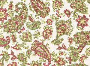 Sarah's Collection 24426 Multi Paisley by Red Rooster