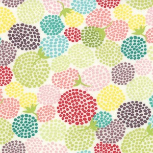Chantilly 25075-11 Multi Berries by Moda