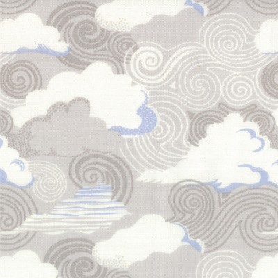 Sunnyside 27163-11 Vapor Silver Lining by Kate Spain for Moda