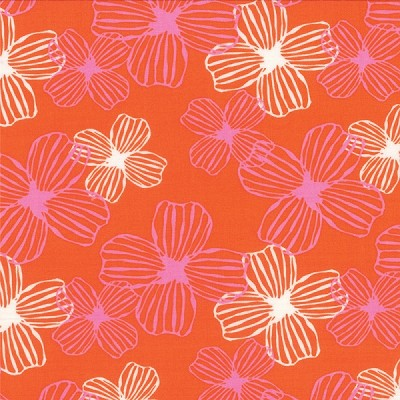 Daydream 27172-18 Persimmon Reverie by Kate Spain for Moda