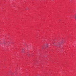 Grunge Basics 30150-253 Raspberry by Basic Grey for Moda