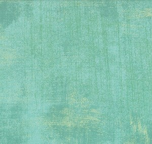 Aspen Frost 30150-181 Iced Aqua Grunge by Basic Grey for Moda