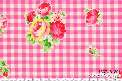 Flower Sugar 30748-20 by Lecien