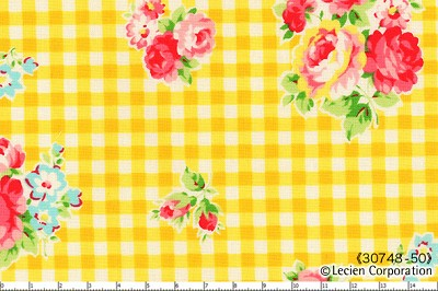 Flower Sugar 30748-50 by Lecien