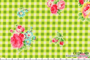 Flower Sugar 30748-60 by Lecien