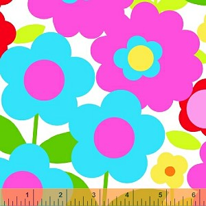 Pocket Full of Posies 33366-X Multi Floral by Windham