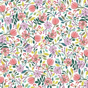 Garden Party Tango 38893-X Multi Small Floral by Windham