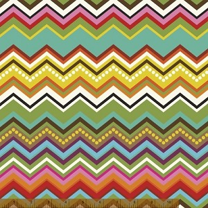 Mosaica 39559-X Multi Chevron by French Bull for Windham
