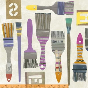 Paint 39696-5 Spackle Brushes by Such Designs for Windham