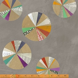 Paint 39697-6 Schmutz Color Wheels by Such Designs for Windham