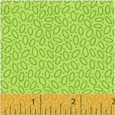 Mimosa 39987-3 Lime Rice Paper by Windham