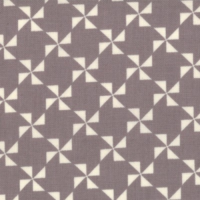Mama Said Sew 5496-24 Cream Mist Pinwheel by Sweetwater for Moda