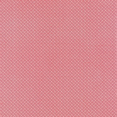 Miss Kate 55093-11 Red Basket Weave by Bonnie & Camille for Moda