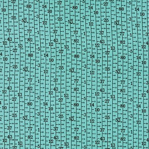 Elementary 5561-13 Splash Measure Up by Sweetwater for Moda